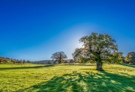 znaczenie snu Sen o błękitnym niebie