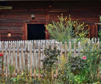 sennik Sen o ogrodzeniu