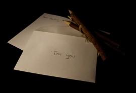 sennik Dostać list