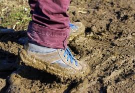 znaczenie snu Sen o butach w błocie