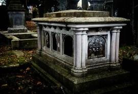 znaczenie snu Sen o cmentarzu