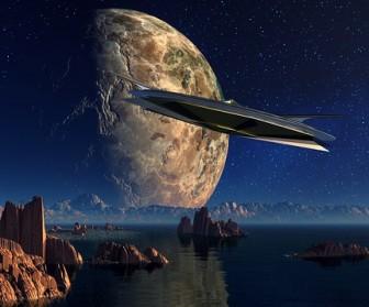 znaczenie snu Sen o UFO