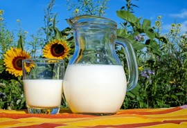 znaczenie snu Sen o mleku