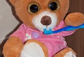 sennik Myć zęby