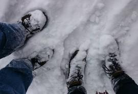 znaczenie snu Sen o zimowych butach