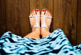 znaczenie snu Sen o sandałach