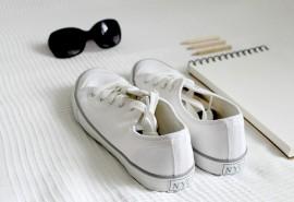 znaczenie snu Sen o białych butach