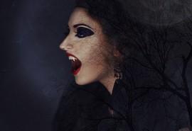 znaczenie snu Sen o wampirze